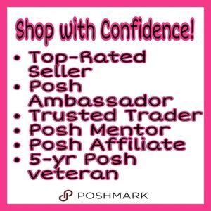 *SHOP WITH CONFIDENCE!*